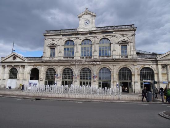 Gare foto de gare lille flandres lille tripadvisor - Cabinet ophtalmologie des flandres lille ...