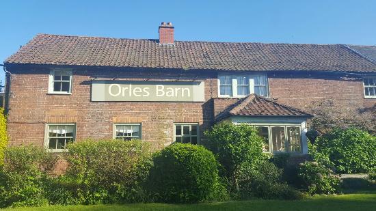 Orles Barn Hotel: 20160514_173945_large.jpg