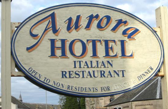 Picture of the aurora hotel nairn tripadvisor for Aurora italian cuisine