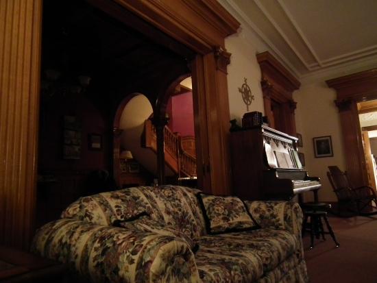 Olde Judge Mansion Görüntüsü