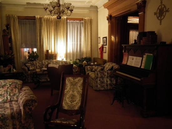 Olde Judge Mansion Bild