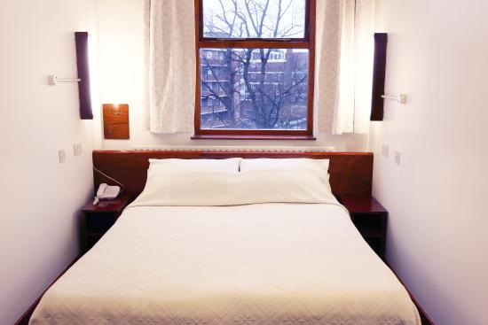 Kent Hall Hotel: Double room