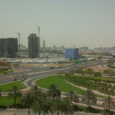 Dubai Creek - Picture of Marriott Executive Apartments ...
