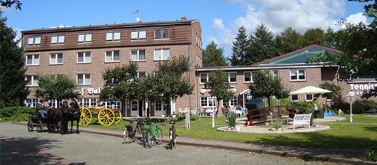 Graf Balduin: Het hotel