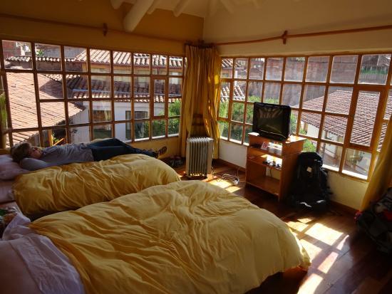 Inkarri Hostal: Ein grandioses Zimmer