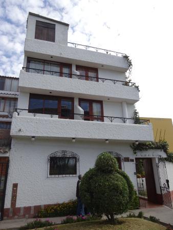 La Casa de Tintin: Eingangsbereich