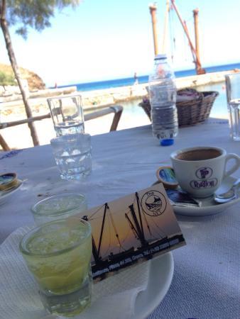 Moutsouna, Grecia: The Net