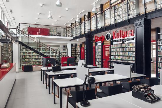 Public Library in Rumia