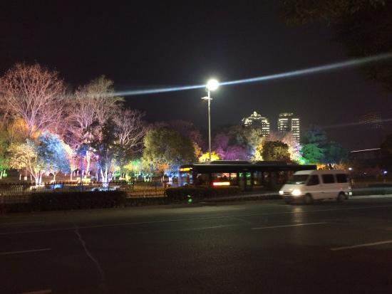 Yichang, Çin: View outside