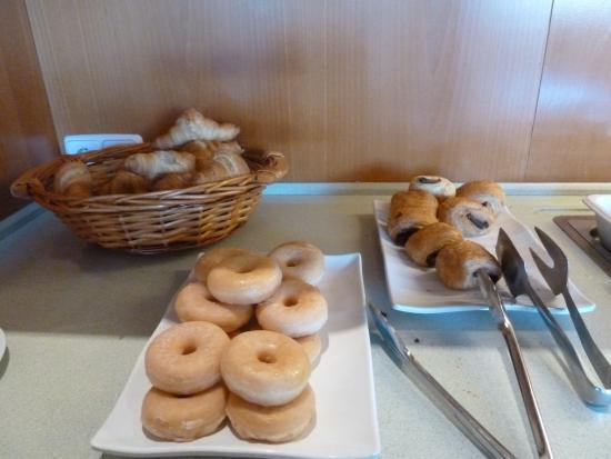 Posadas de Espana Paterna: petit dejeuner