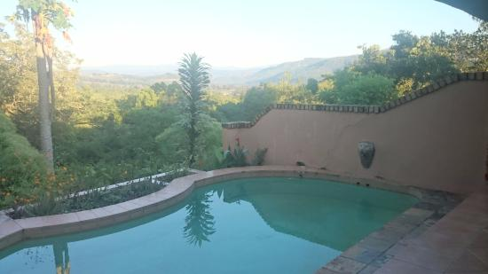 Lions Rock Golf Lodge: Private outdoor pool.