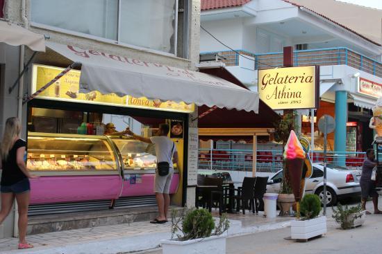 Gelateria Athina