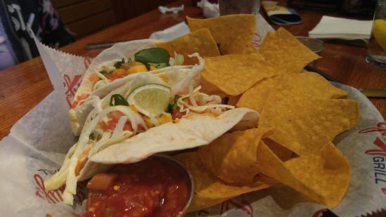 Gainesville, VA: Chicken Tacos