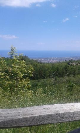 Puntalazzo, Italy: Vista panoramica