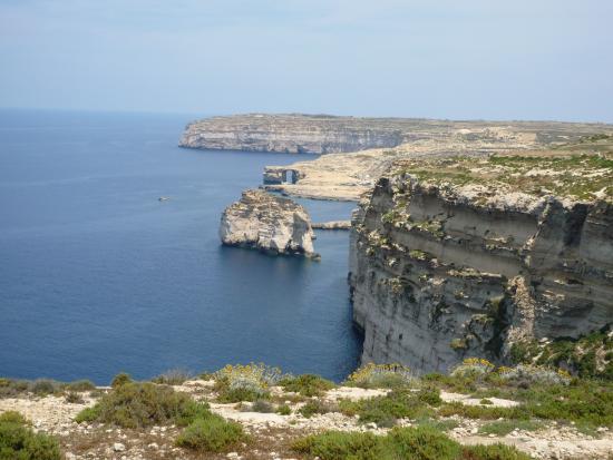 Xaghra, มอลตา: Gozo - Azurové okno