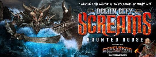 Ocean City Screams Haunted House
