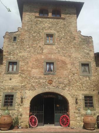 Таварнелле-Валь-ди-Пеза, Италия: Frattoria La Tancia
