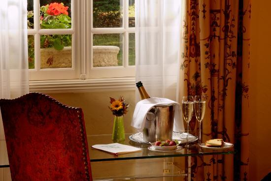 Mauzac, Frankrijk: Accueil champagne