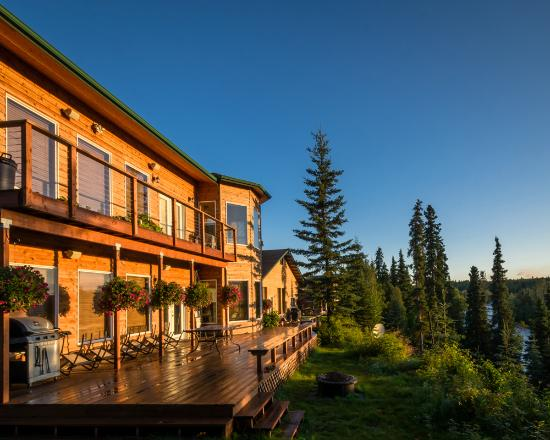 Gallery Lodge Kasilof Alaska