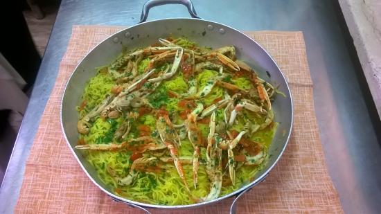 Esempio di primi piatti di pesce picture of al for Cucina primi piatti di pesce