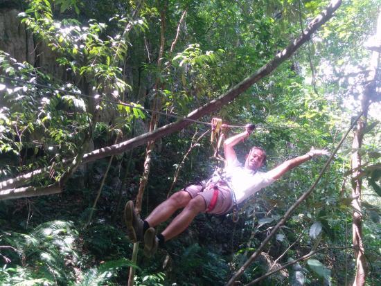 Ao Luek, Tailandia: Treetop