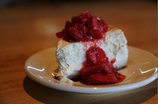 Geneseo, إلينوي: Cheesecake anyone?