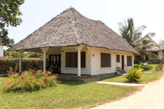 Simba + Oryx Beach Cottages: Bungalow pour 6 personnes