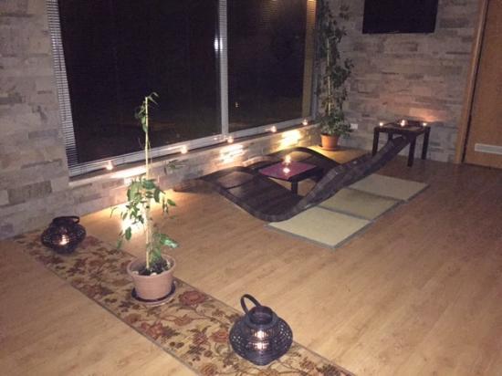 Canalicchio, Italia: altra sala relax