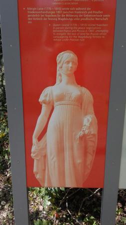 Denkmal Konigin Luise von Preussen