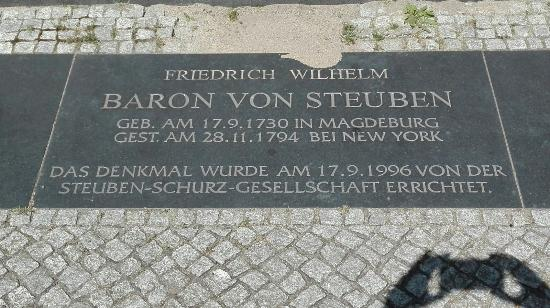 Steuben Denkmal