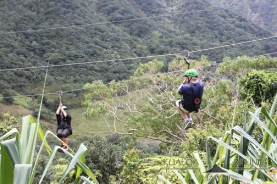 Kaneohe, Hawái: Woohooooooo!!