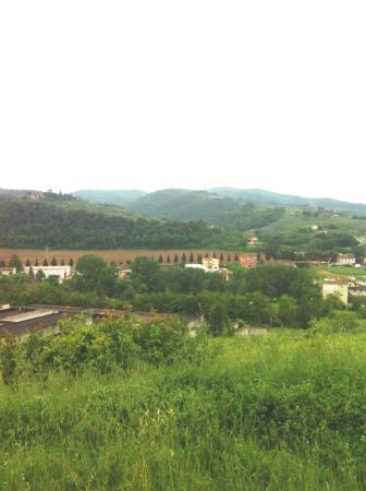 Vista da Torgiano