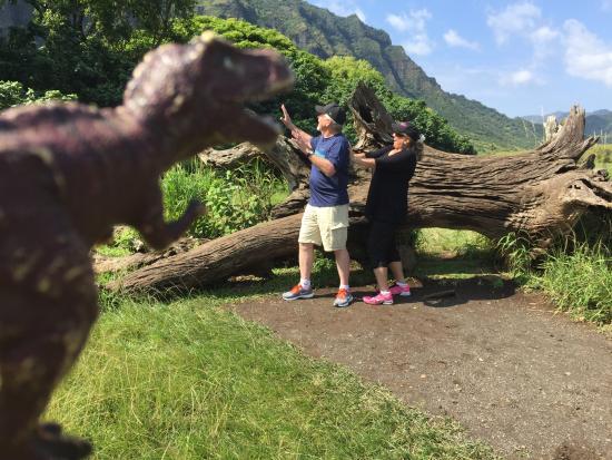Kaneohe, Hawái: Woohoo
