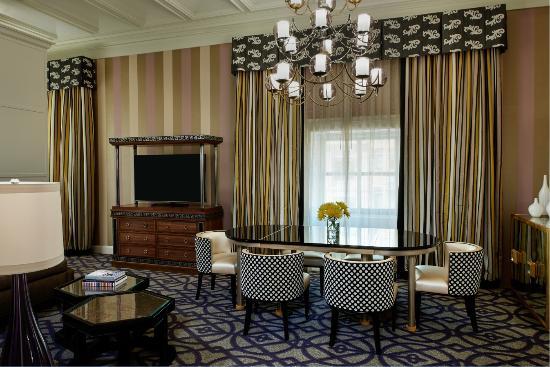 Kimpton Hotel Monaco Washington Dc Majestic Suite