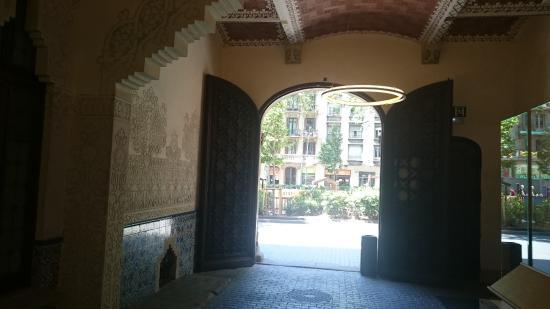 Casa Macaia: Interior