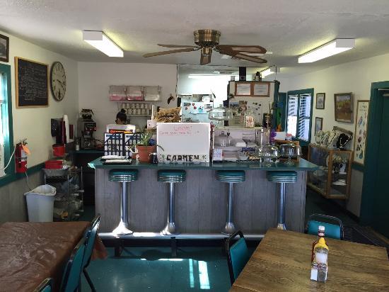 Carmen's Kitchen: Interior
