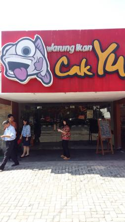 Warung Ikan Cak Yu