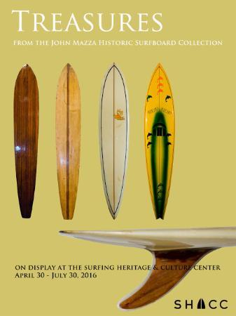 San Clemente, CA: Treasures-John Mazza Collection open thru July 31, 2016