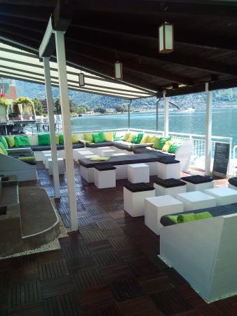 La Gondoletta Lake Lounge