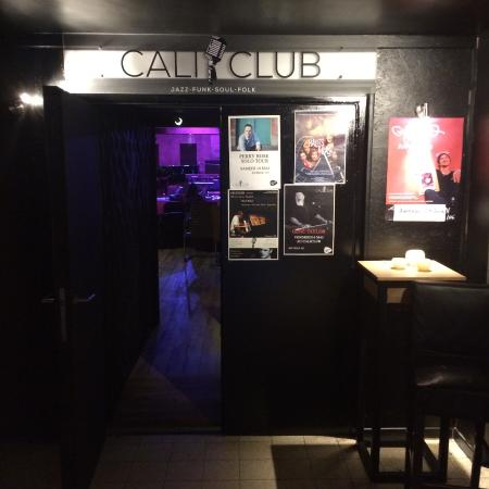 Drogenbos, Bélgica: Main entrance Cali Club