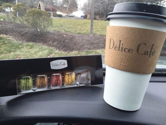 Feasterville, Pensilvania: Delice Cafe