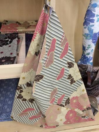 Make Your Own Furoshiki Bag At Kyoto Handicraft Center Picture Of