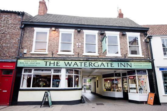 The Watergate Inn