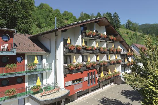 Flair Hotel Sonnenhof: hausansicht