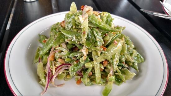 Watertown, MA: Sugar Snap Pea Salad