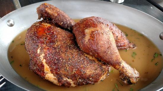 Watertown, MA: Rotisserie Chicken - Half Bird