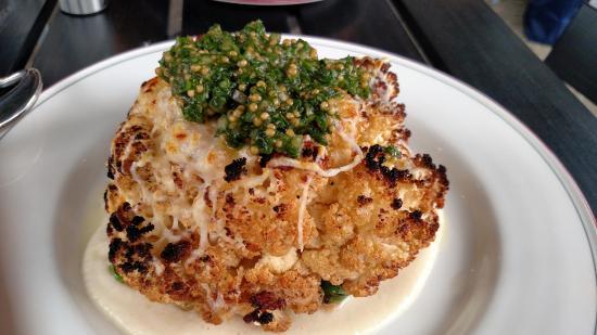 Watertown, MA: Rotisserie Cauliflower