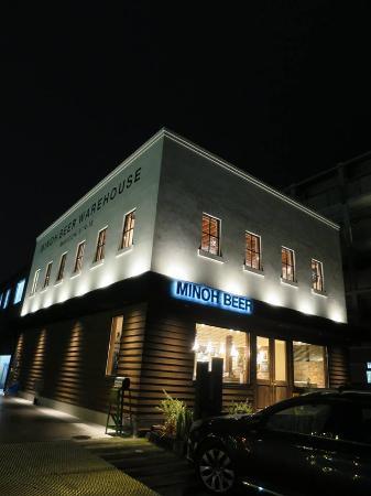 Minoh Beer Ware House