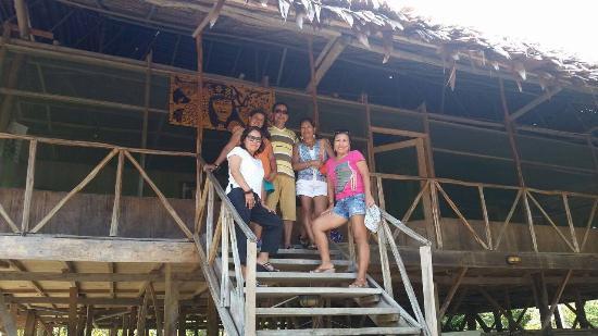 Tropical Adventures & Expeditions: el ultimo dia del tour, una linda foto para el recuerdo