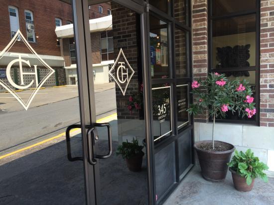 The Chestnut Boutique Hotel: Hotel Entrance